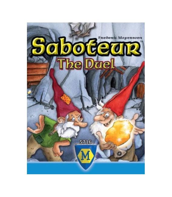 خرابکار نسخه 2 نفره (Saboteur: The Duel)