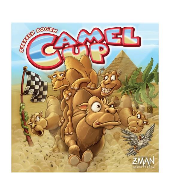 شتر سواری + باندل سوپرکاپ (Camel Up + Super Cup Bundle)