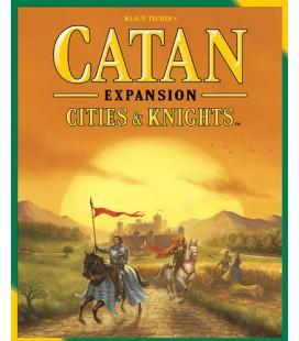 کاتان: شهرها و شوالیه ها (Catan: Cities & Knights)