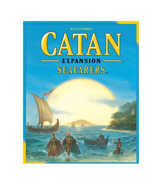 کاتان: دریانوردان (Catan: Seafarers)