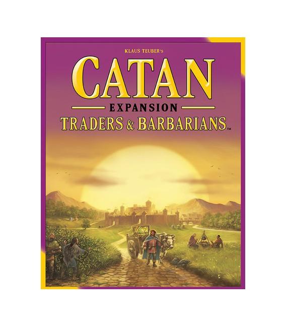 کاتان: تجار و بربرها (Catan: Traders & Barbarians)