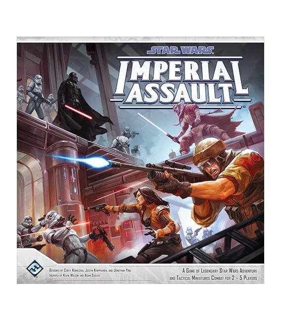 جنگ ستارگان: حمله امپراتوری (Star Wars: Imperial Assaul)