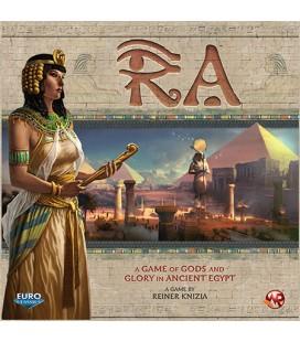 را : خدای خورشید (Ra)