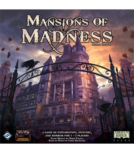 عمارت جنون آمیز (Mansions of Madness)