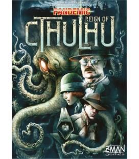 پاندمیک: سلطنت کثولو (Pandemic: Reign of Cthulhu)