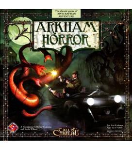 وحشت در آرکهام (Arkham Horror)
