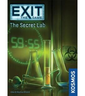 خروج: آزمایشگاه مخفی (Exit: The Game The Secret Lab)