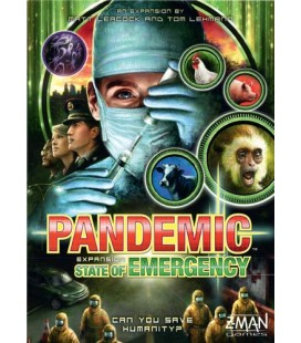 پندمیک : وضعیت اضطراری (Pandemic: State of Emergency)