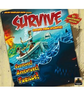 نجات : فرار از آتلانتیس (Survive: Escape from Atlantis)
