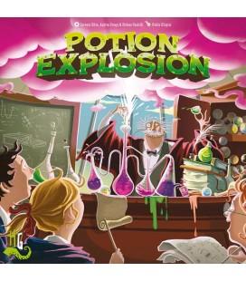 معجون پر سر و صدا (Potion Explosion)