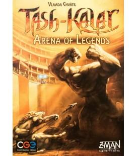 تش کالار : آوردگاه افسانه ها (Tash-Kalar: Arena of Legends)