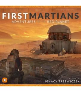 نخستین مریخی ها: ماجراجویی در سیاره سرخ (First Martians: Adventures on the Red Planet)