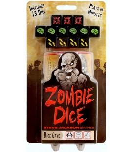 تاس های زامبی (Zombie Dice)