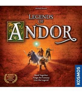 افسانه های اندور (Legends of Andor)