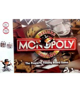 مونوپولی ( Monopoly Deluxe Edition )