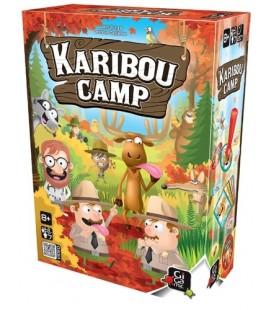 کاریبو کمپ ( Karibou Camp )