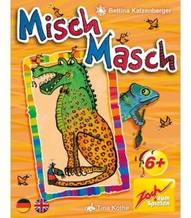 میش مش درهم و برهم (Misch Masch)
