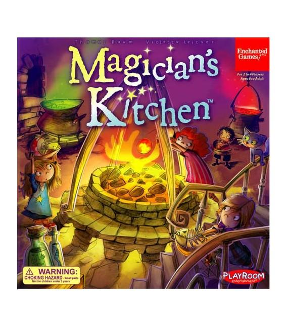 آزمایشگاه جادوگران (Magician's Kitchen)