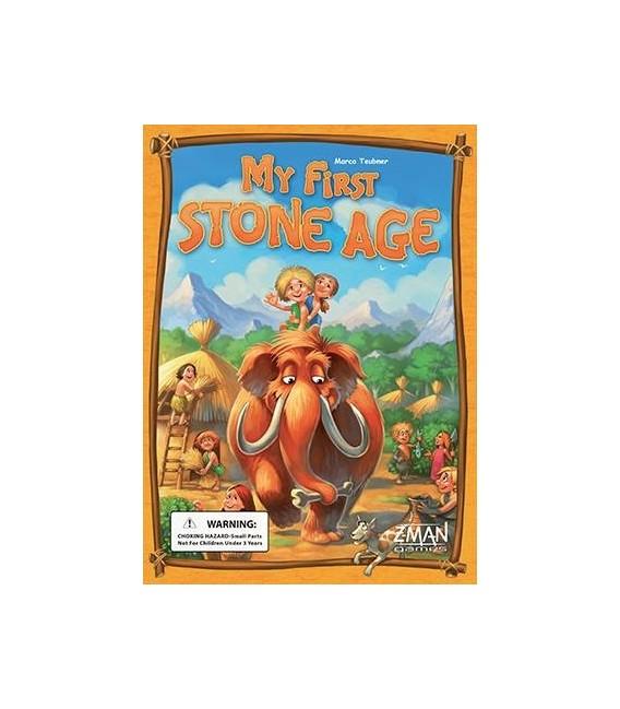 عصر حجر (My First Stone Age)